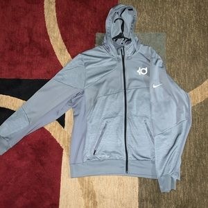 Grey Nike KD jacket size XL